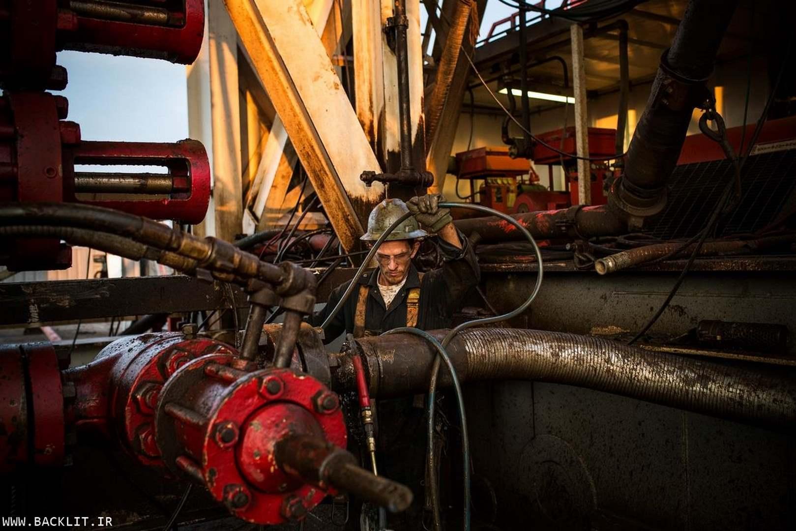 عکس تاسیسات صنعتی وپالایشگاهی 31