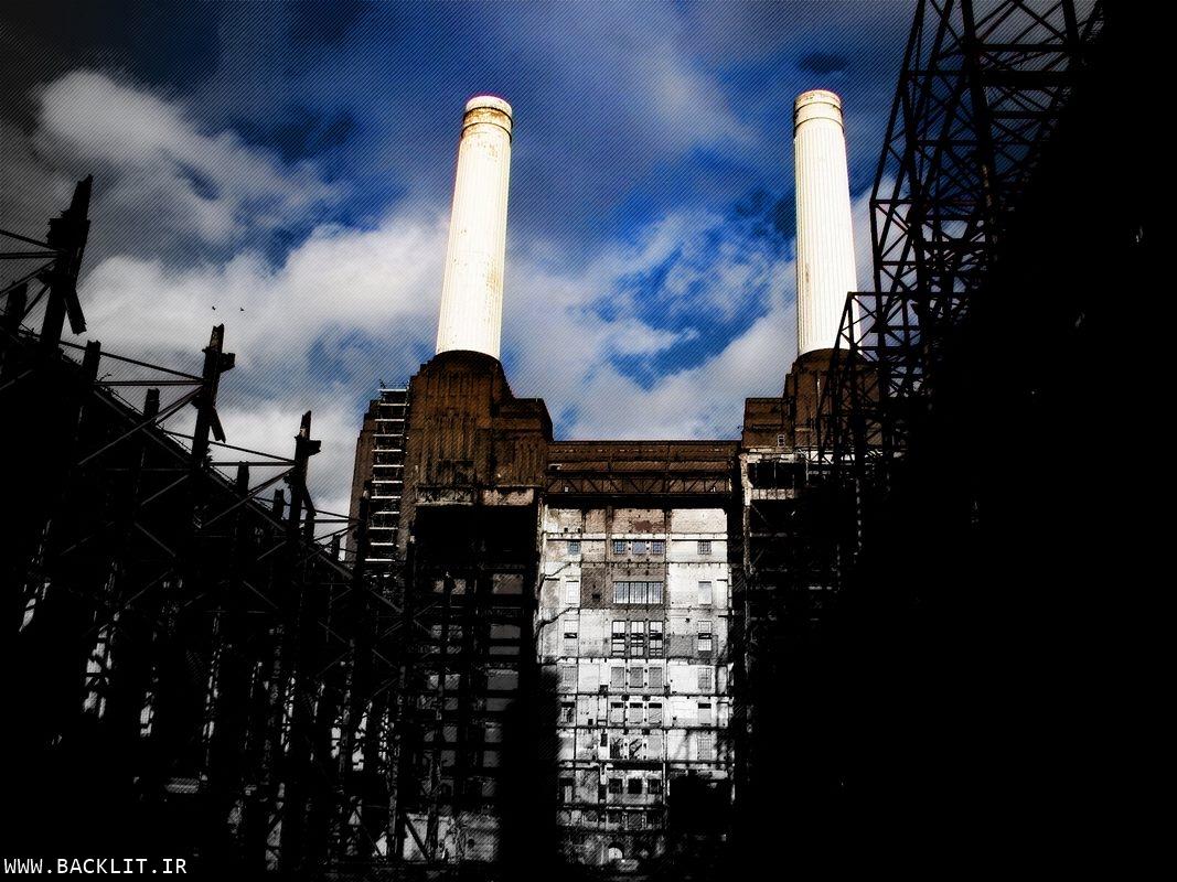 عکس تاسیسات صنعتی وپالایشگاهی 39