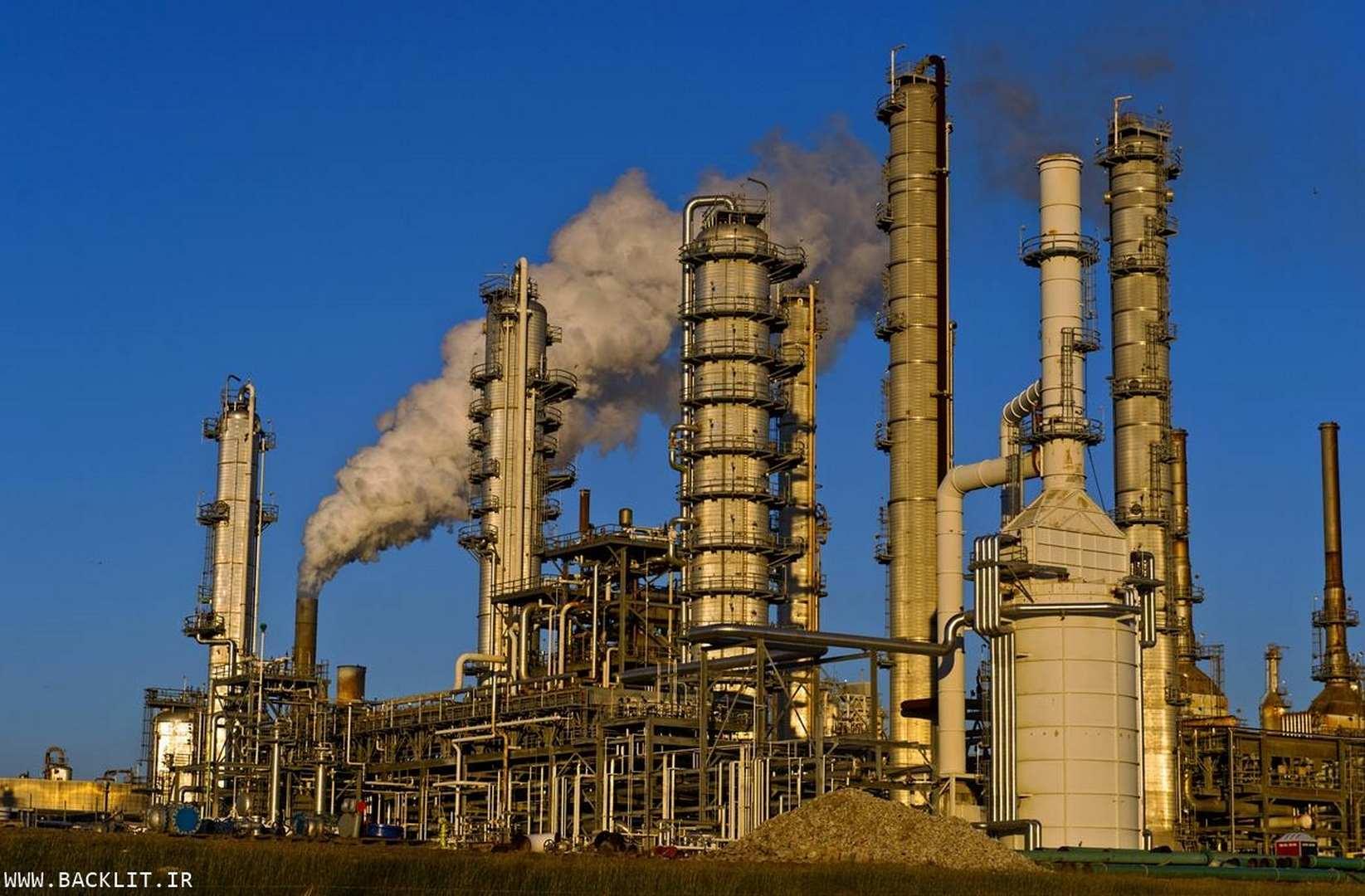 عکس تاسیسات صنعتی وپالایشگاهی 41