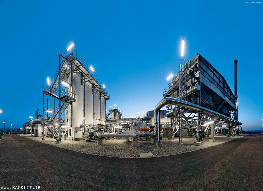 عکس تاسیسات صنعتی وپالایشگاهی 42