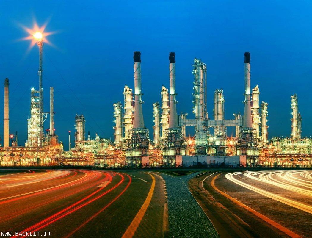 عکس تاسیسات صنعتی وپالایشگاهی 54