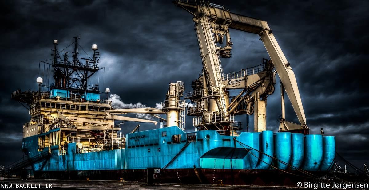 عکس تاسیسات صنعتی وپالایشگاهی 83