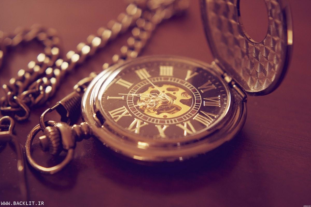تابلو ساعت