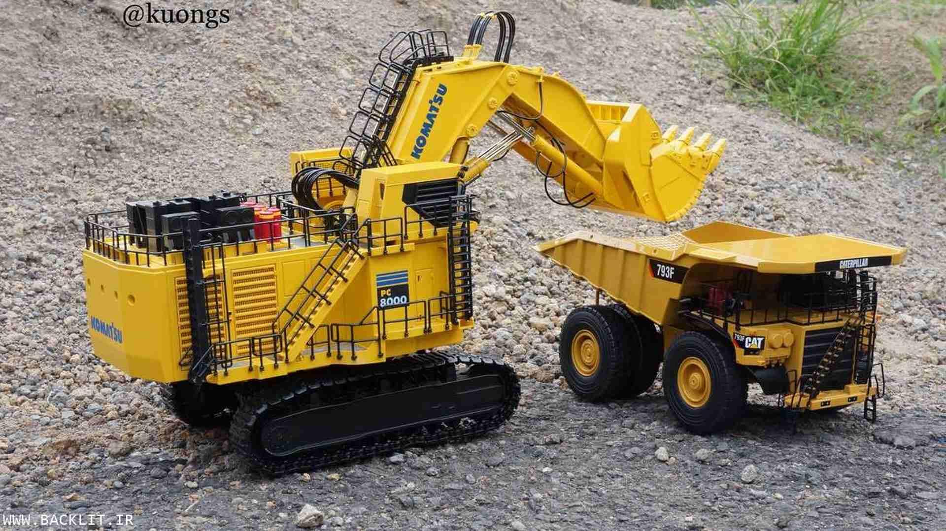 قاب ماشین آلات صنعتی 98