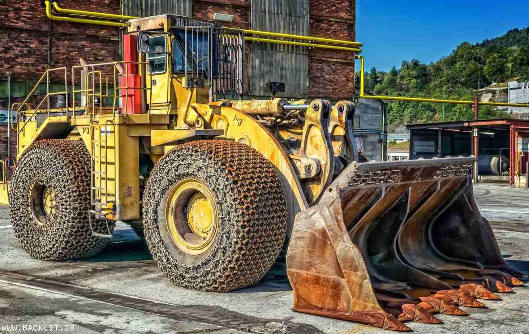 قاب ماشین آلات صنعتی 839