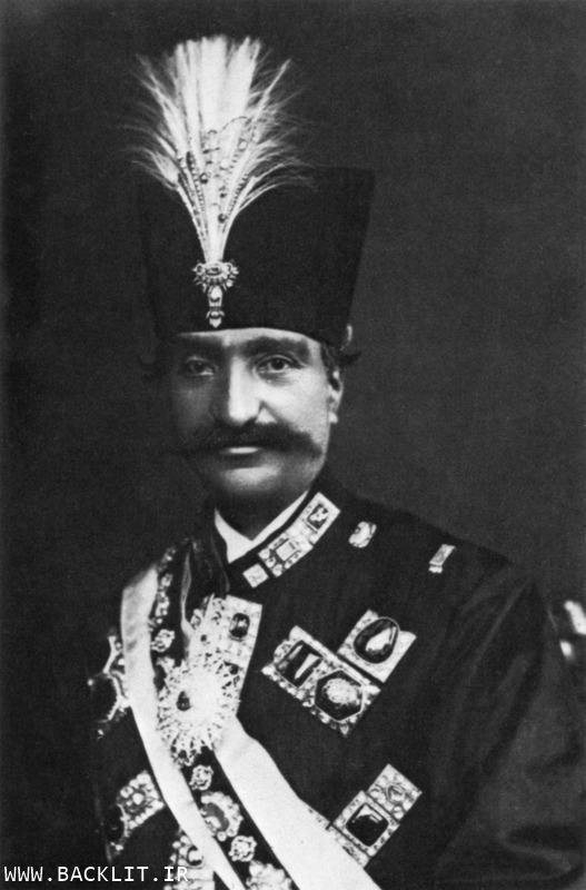 قاب عکس قاجار