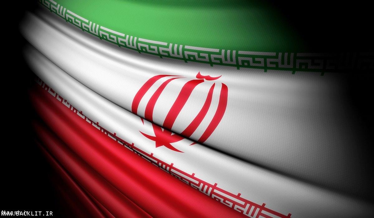 تابلو تزیینی پرچم ایران