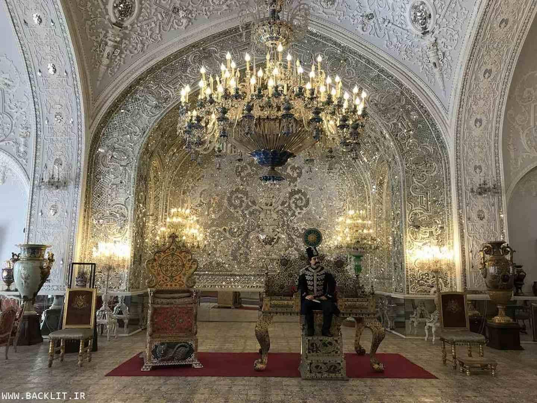 چاپ عکس کاخ گلستان