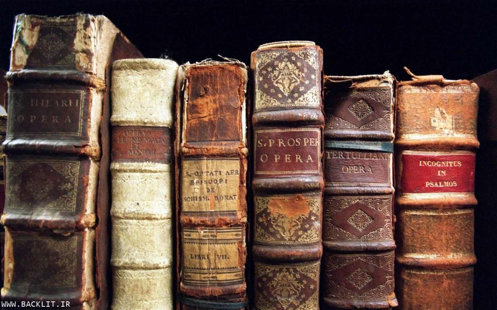 تابلو شیک کتاب