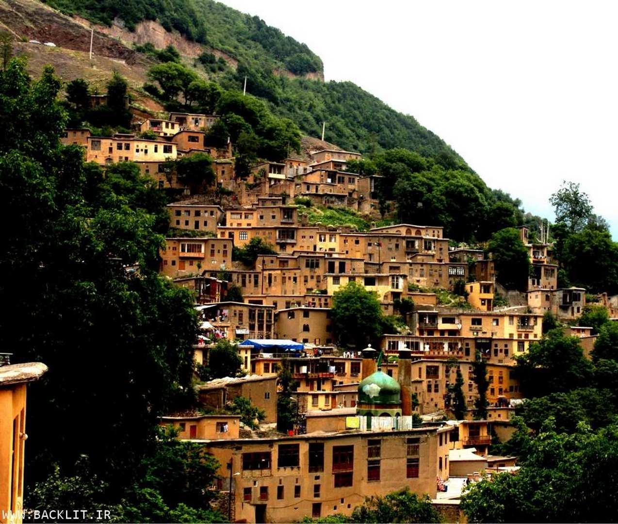 قاب عکس مازندران