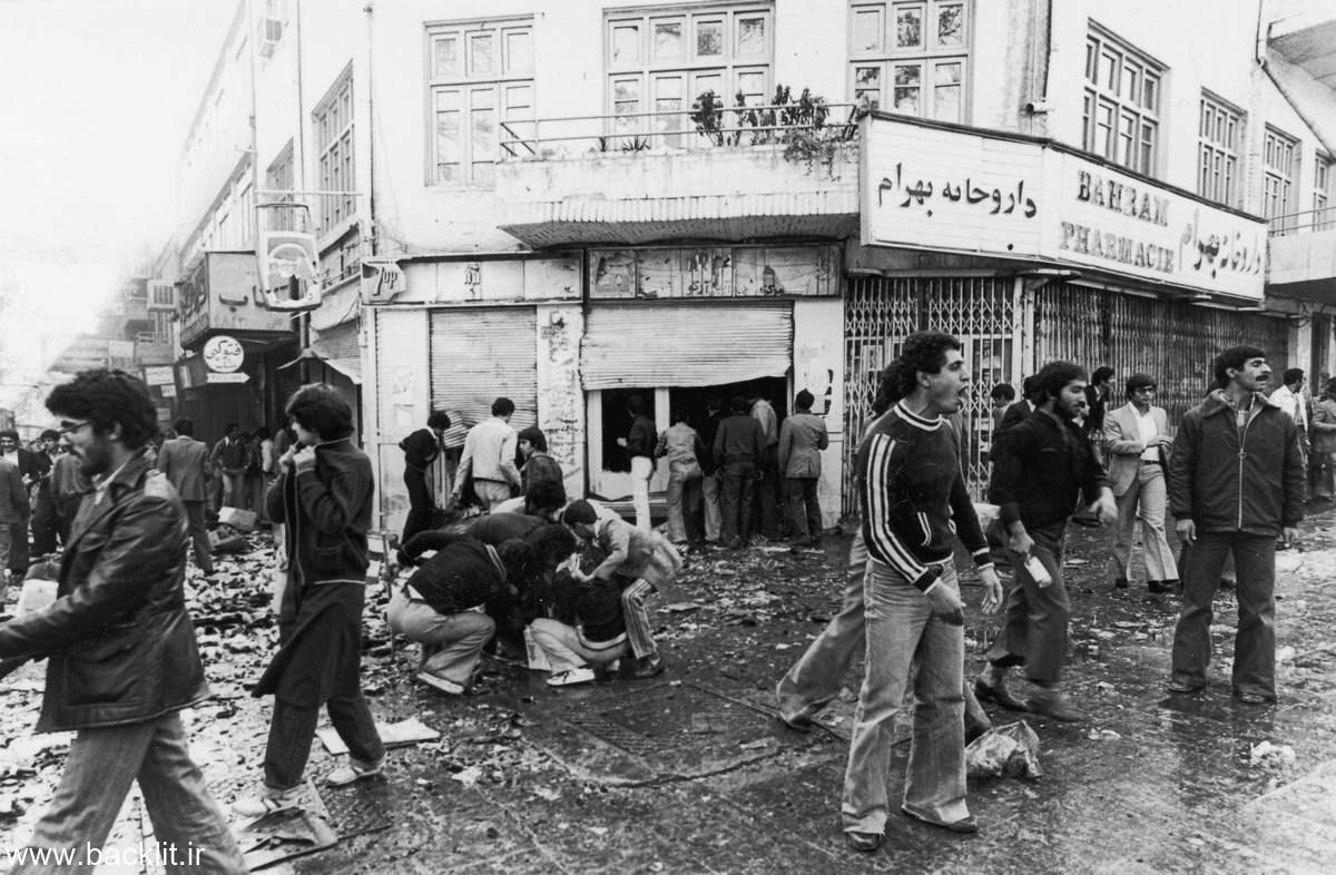 چاپ عکس تهران قدیم
