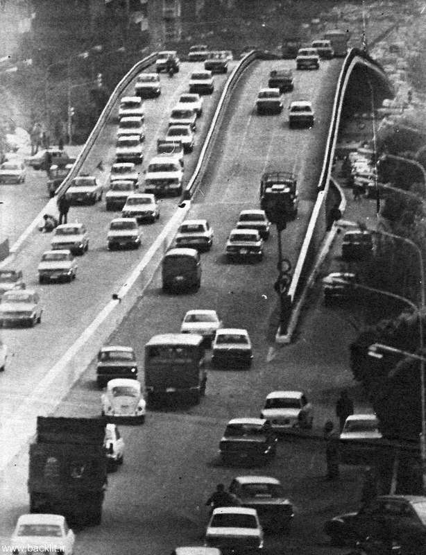تابلو تهران قدیم