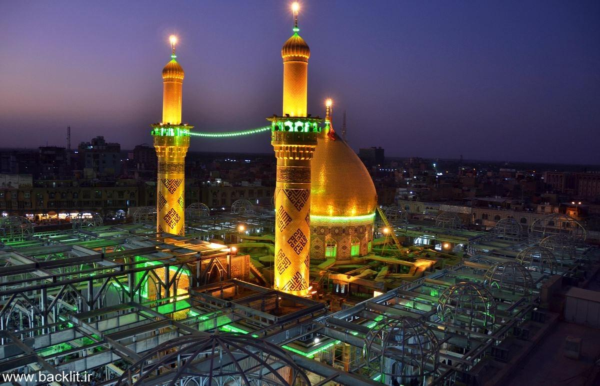 بکلایت حضرت عباس
