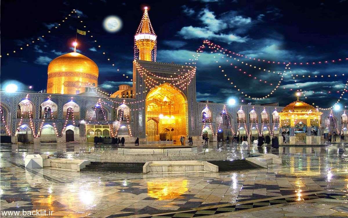 تابلوحرم حضرت عباس