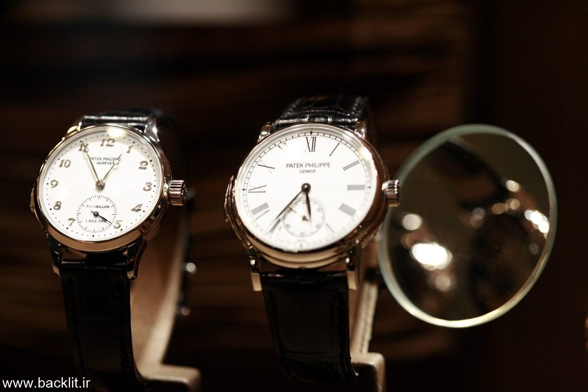 تابلو عکس ساعت