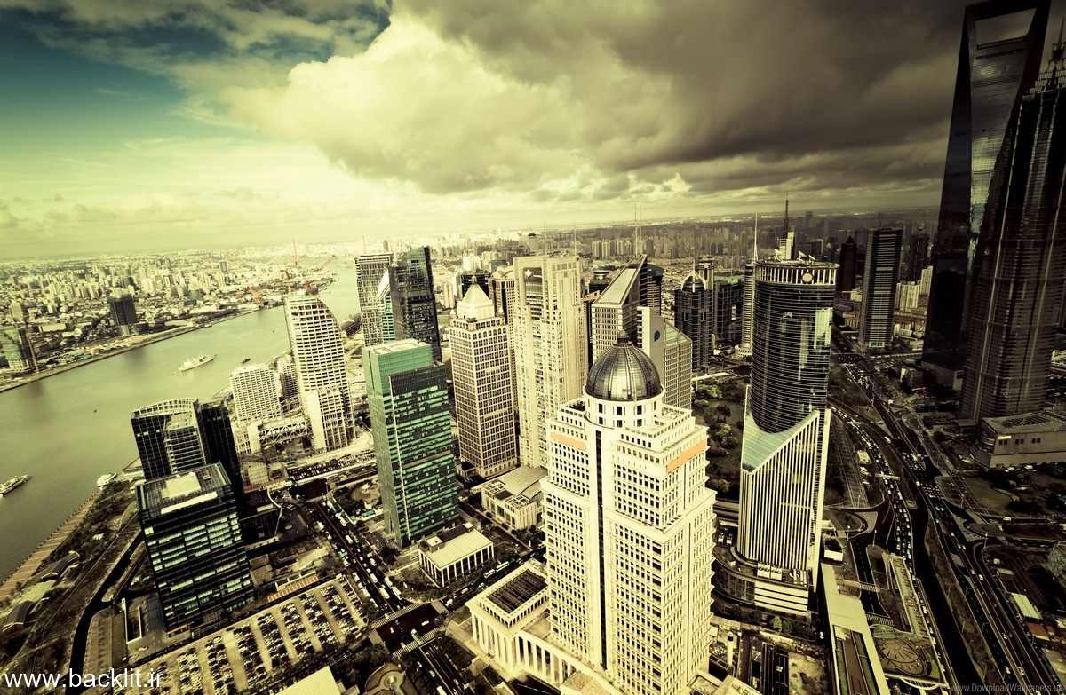 عکس مناظر شهری