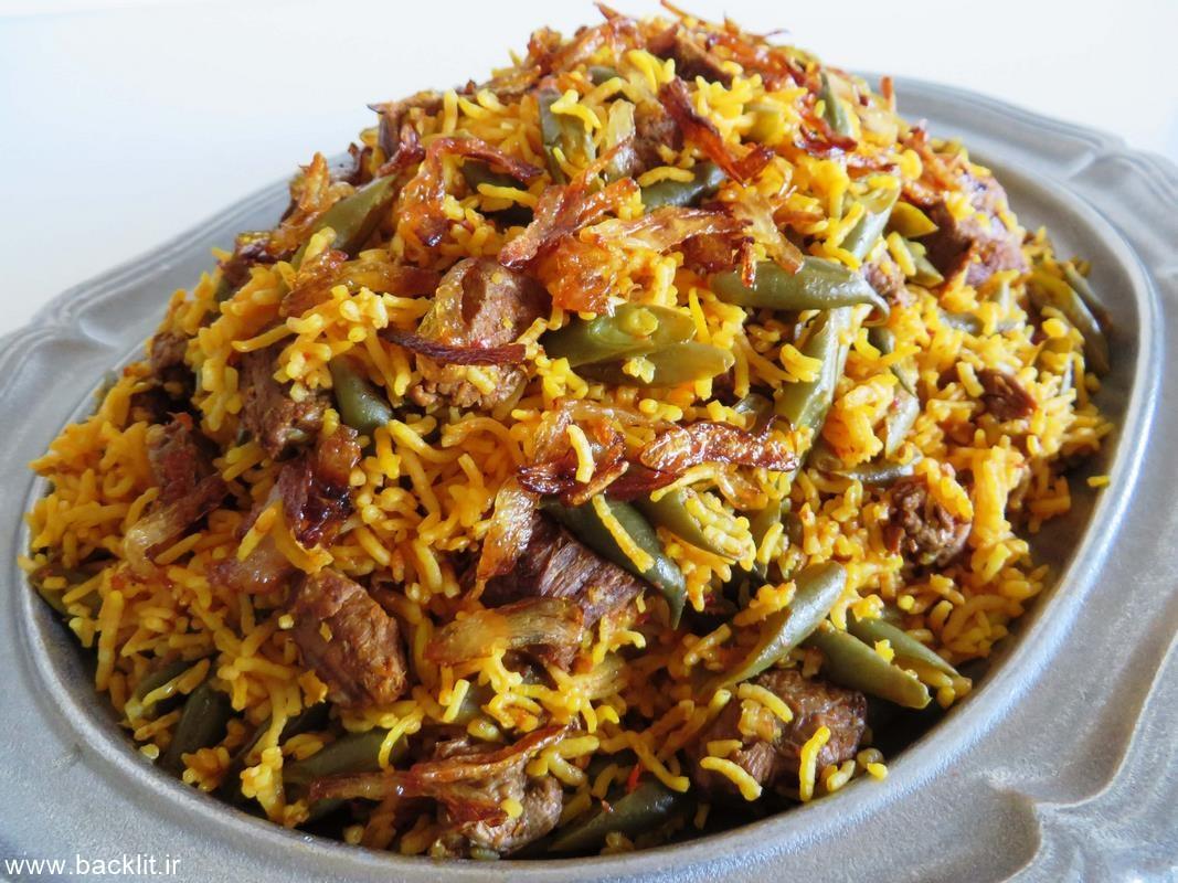 بکلایت غذای ایرانی