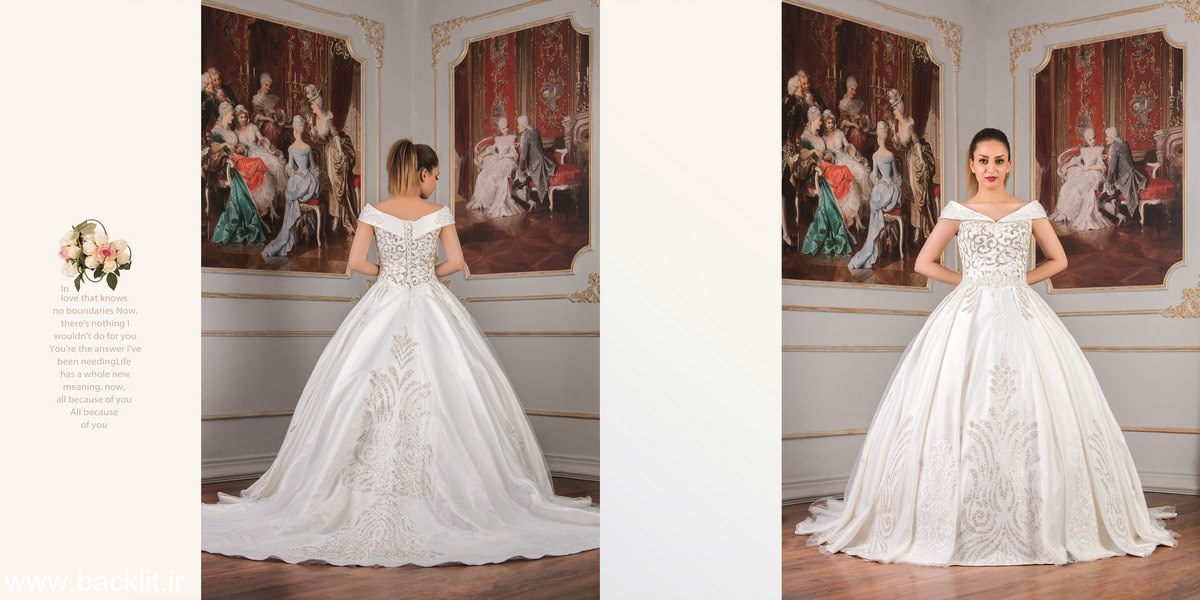عکس مدل عروس