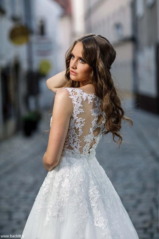عکس لباس عروس