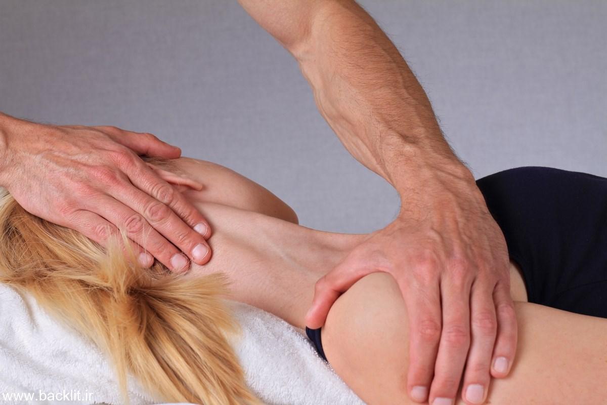 عکس ماساژ درمانی