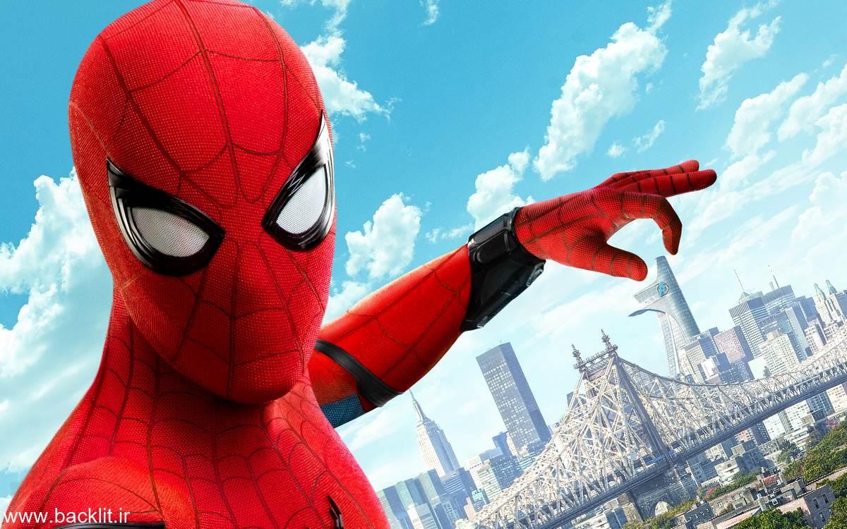 عکس مرد عنکبوتی