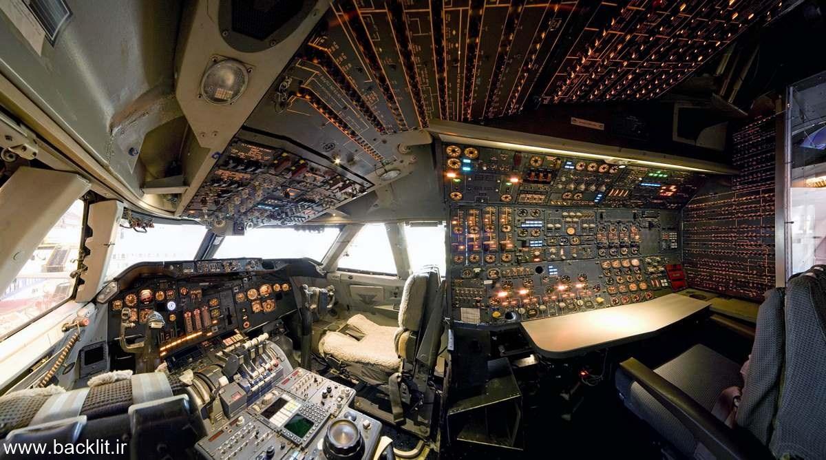 لایت باکس کابین هواپیما