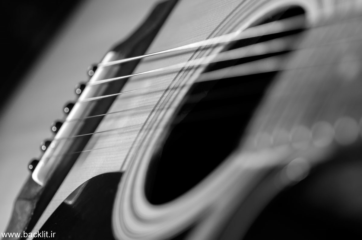 لایت باکس گیتار